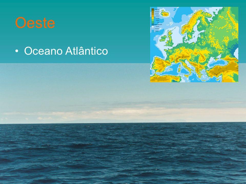 Oeste Oceano Atlântico