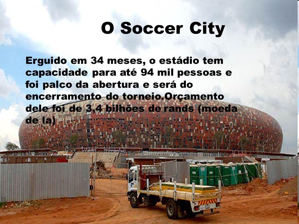O Soccer City