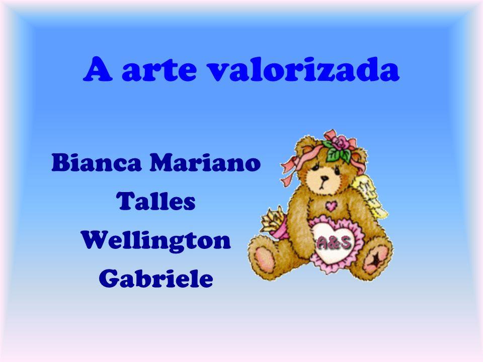Bianca Mariano Talles Wellington Gabriele