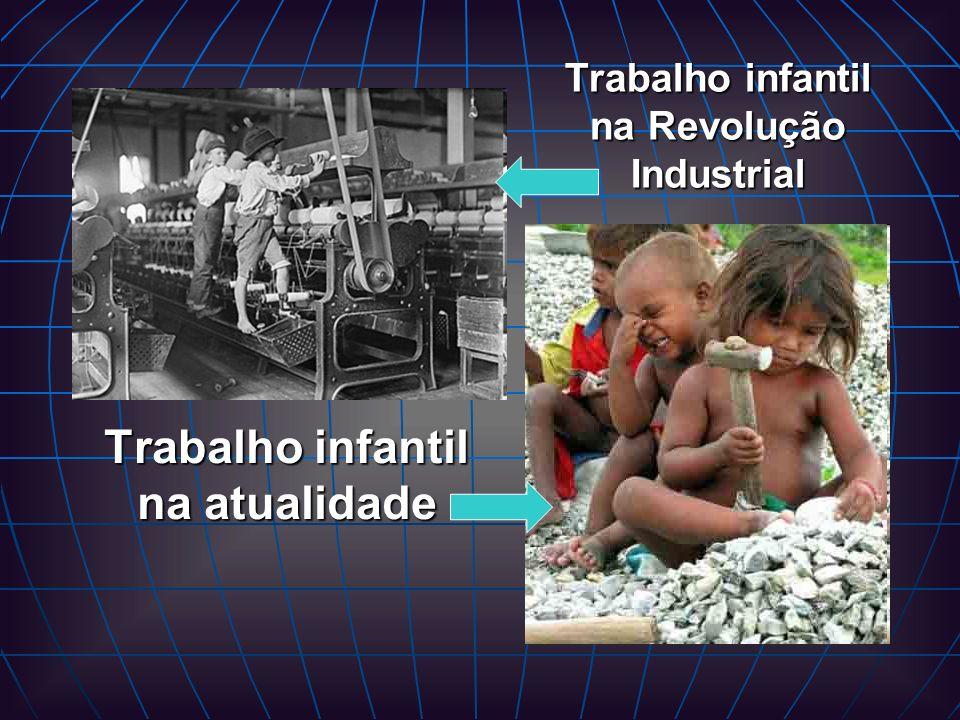 Trabalho infantil na Revolução Industrial