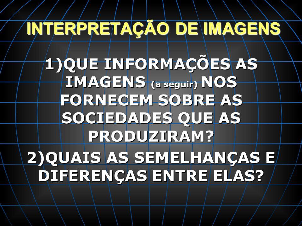 INTERPRETAÇÃO DE IMAGENS