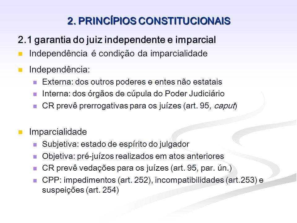 2. PRINCÍPIOS CONSTITUCIONAIS