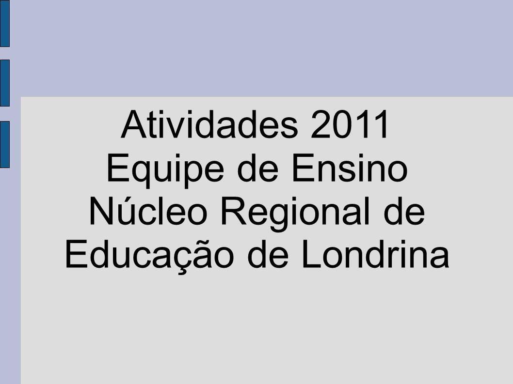 Núcleo Regional de Educação de Londrina