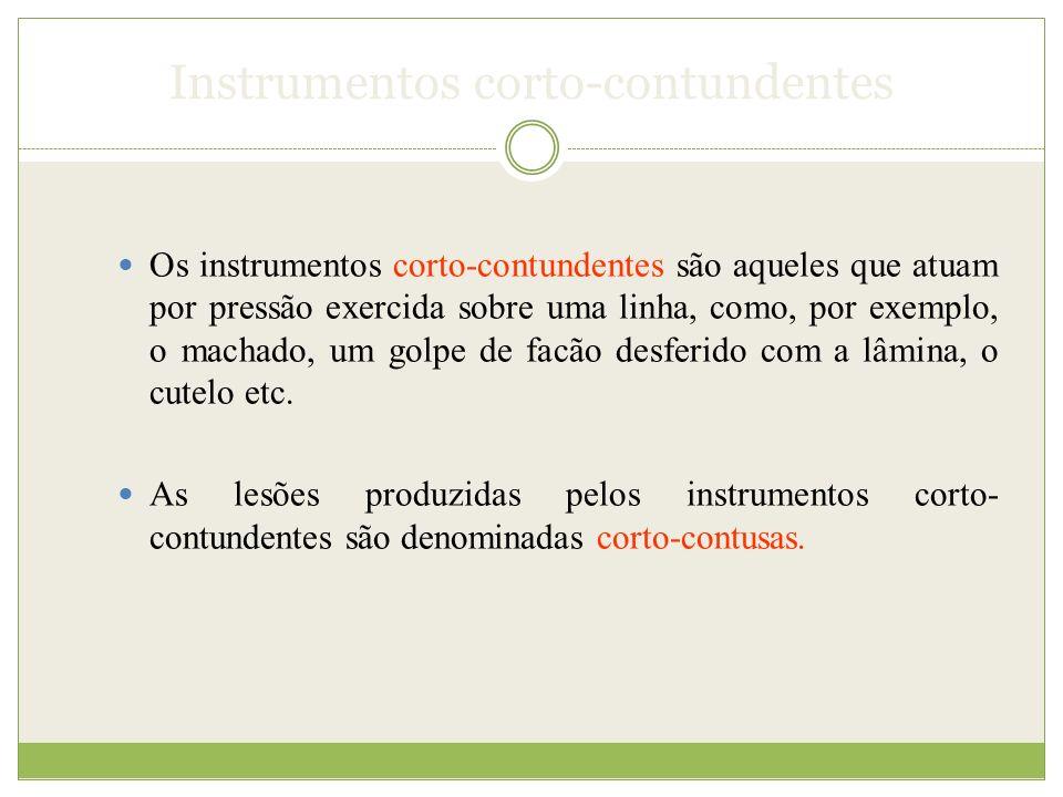 Instrumentos corto-contundentes
