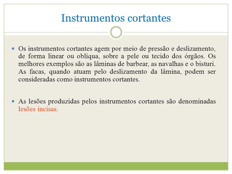 Instrumentos cortantes