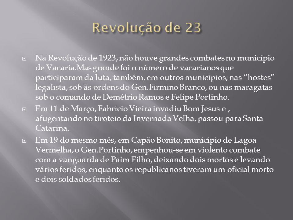 Revolução de 23