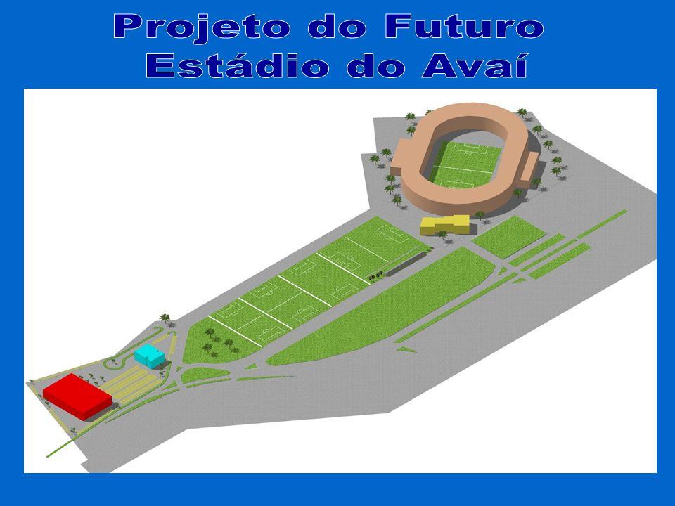 Projeto do Futuro Estádio do Avaí