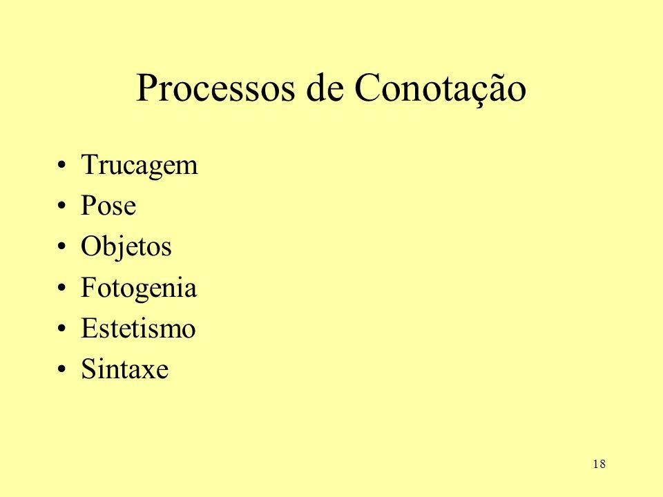 Processos de Conotação