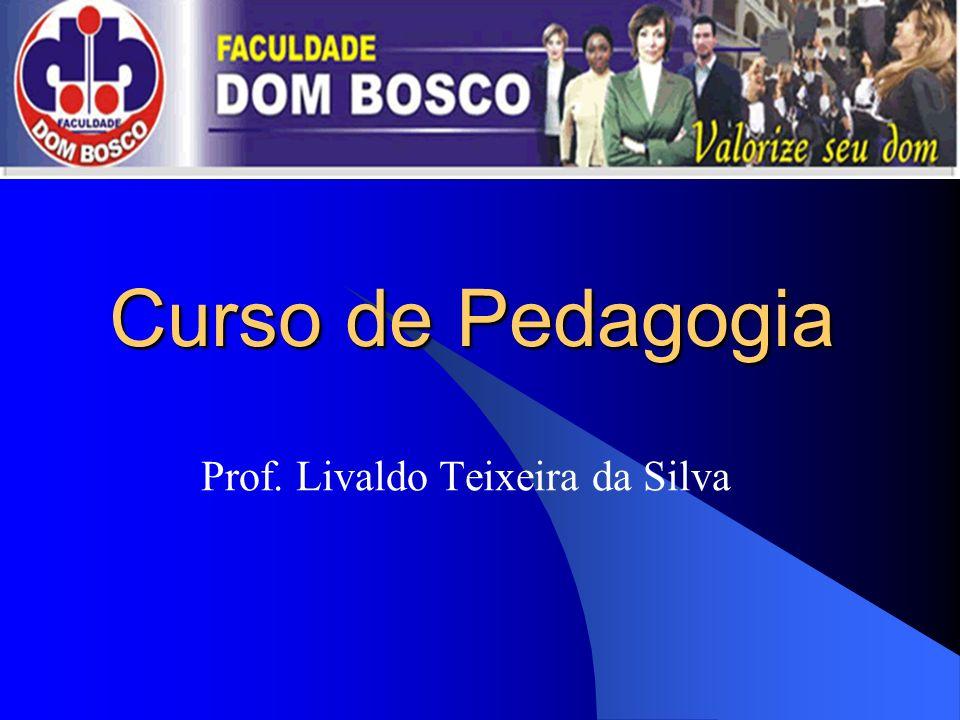 Prof. Livaldo Teixeira da Silva