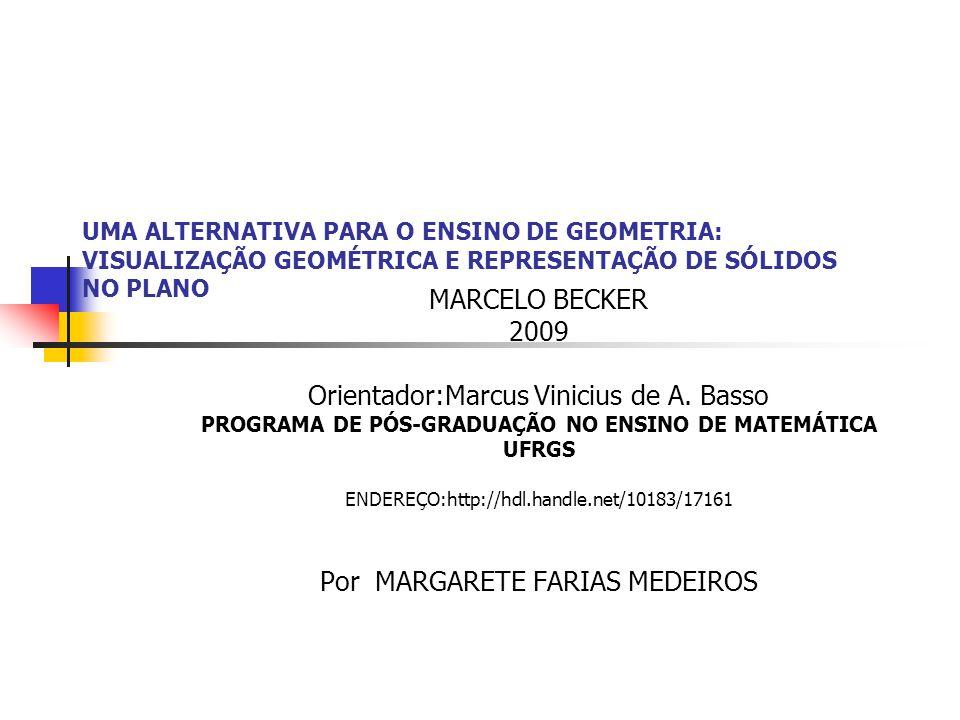 PROGRAMA DE PÓS-GRADUAÇÃO NO ENSINO DE MATEMÁTICA