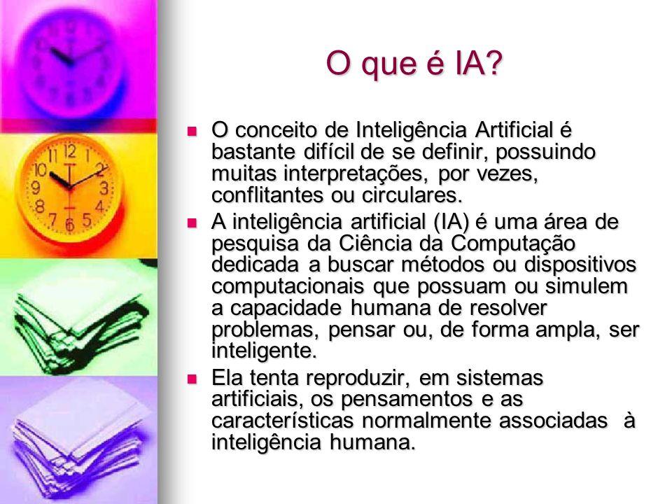O que é IA