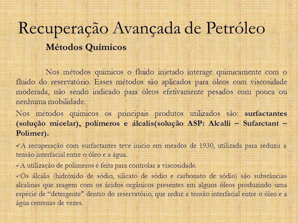 Recuperação Avançada de Petróleo