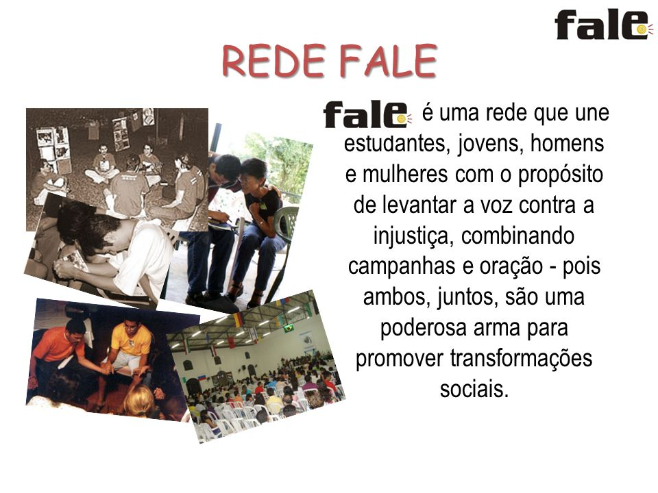 REDE FALE