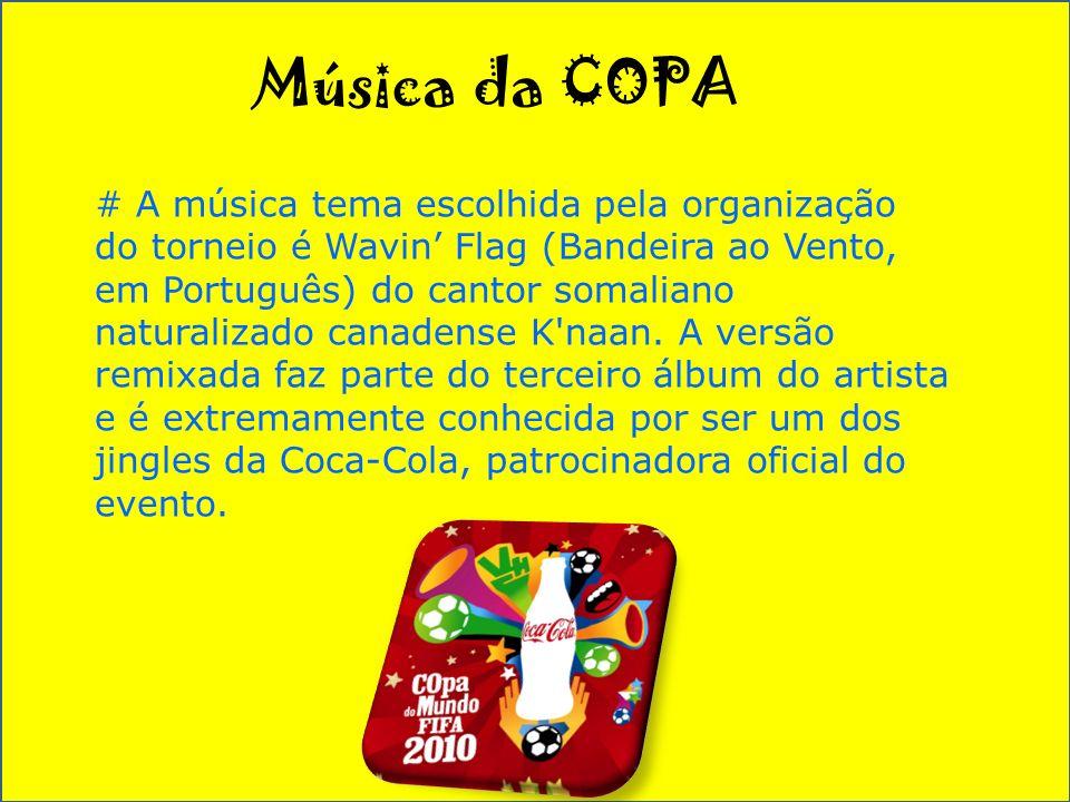 Música da COPA