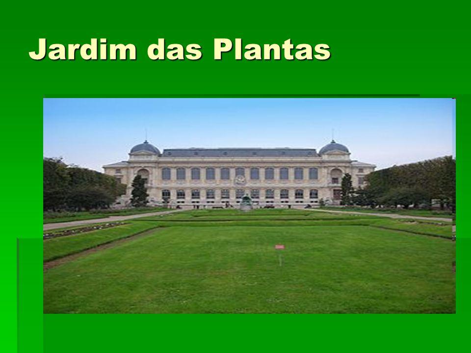 Jardim das Plantas
