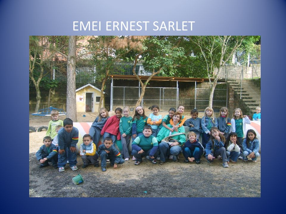 EMEI ERNEST SARLET