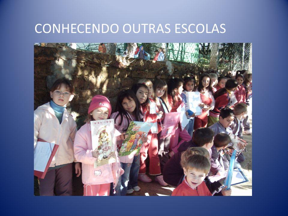 CONHECENDO OUTRAS ESCOLAS