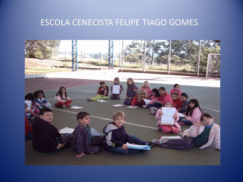 ESCOLA CENECISTA FELIPE TIAGO GOMES