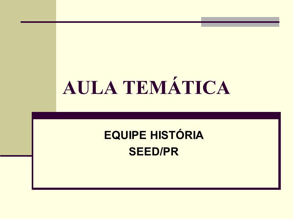 EQUIPE HISTÓRIA SEED/PR