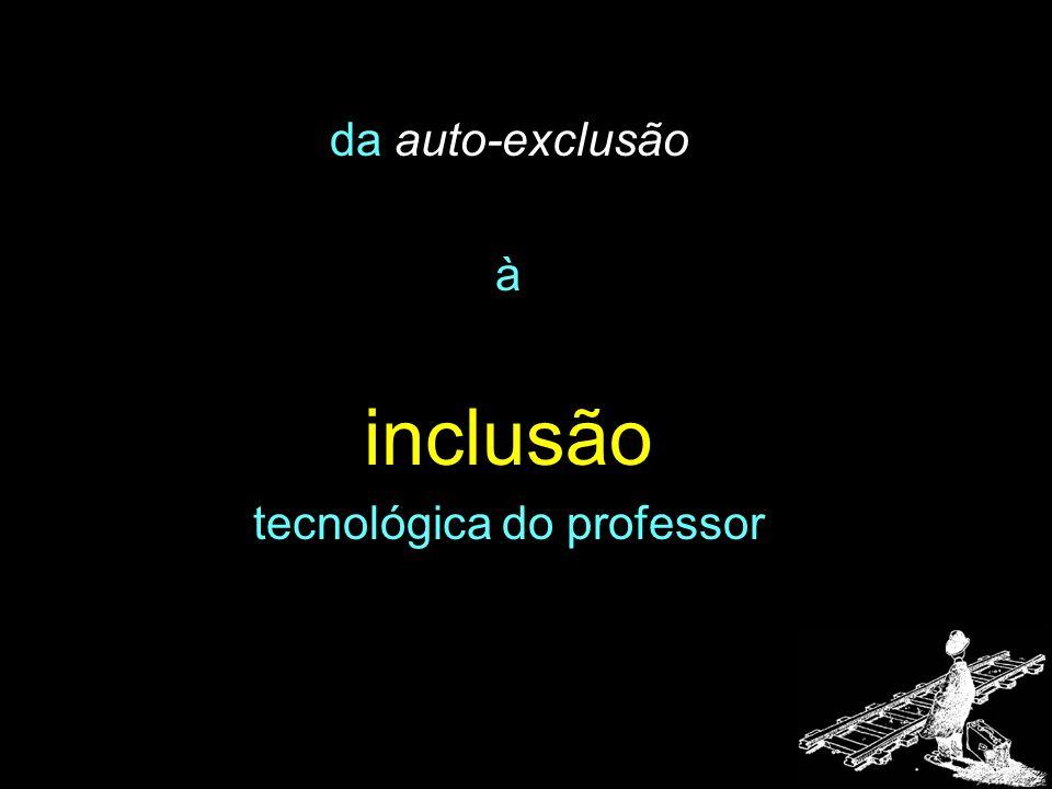 tecnológica do professor