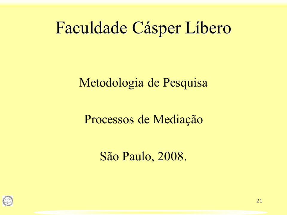 Faculdade Cásper Líbero