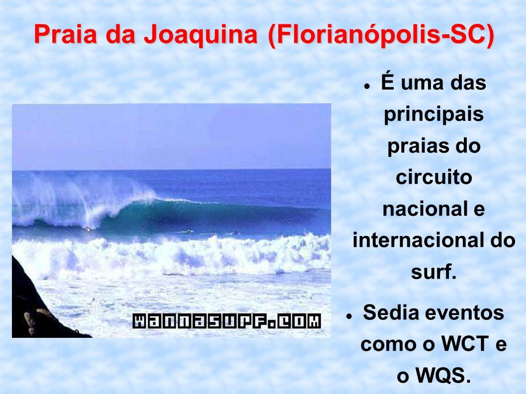 Praia da Joaquina (Florianópolis-SC)