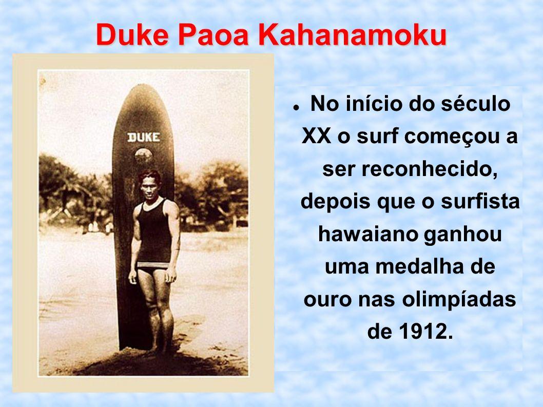 Duke Paoa Kahanamoku
