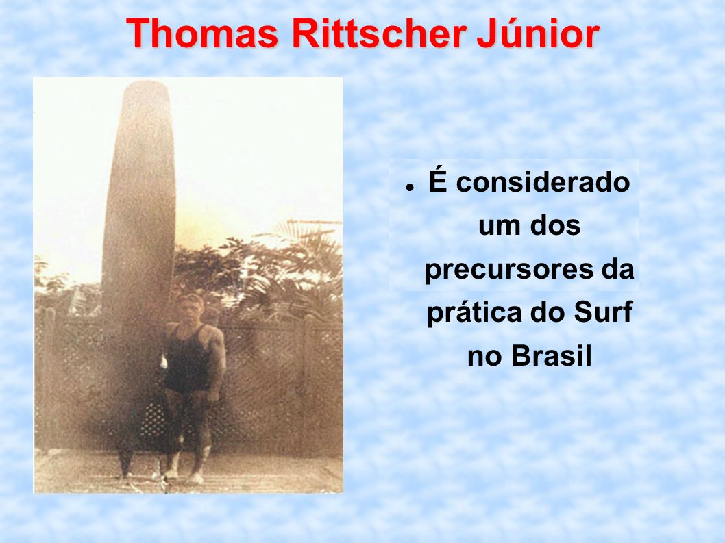 Thomas Rittscher Júnior
