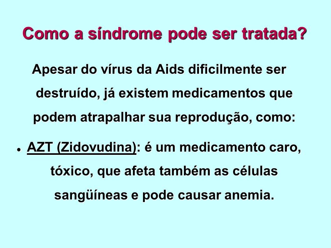 Como a síndrome pode ser tratada