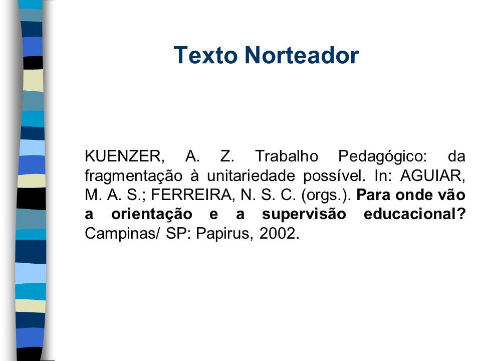Texto Norteador