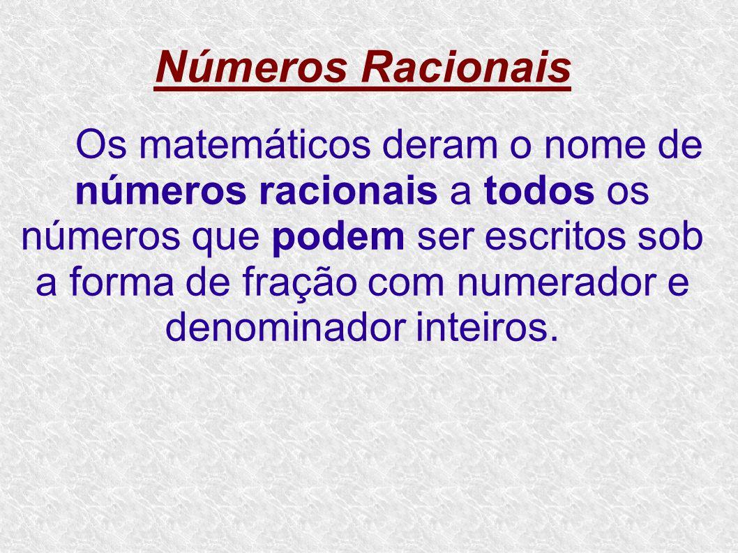 Números Racionais