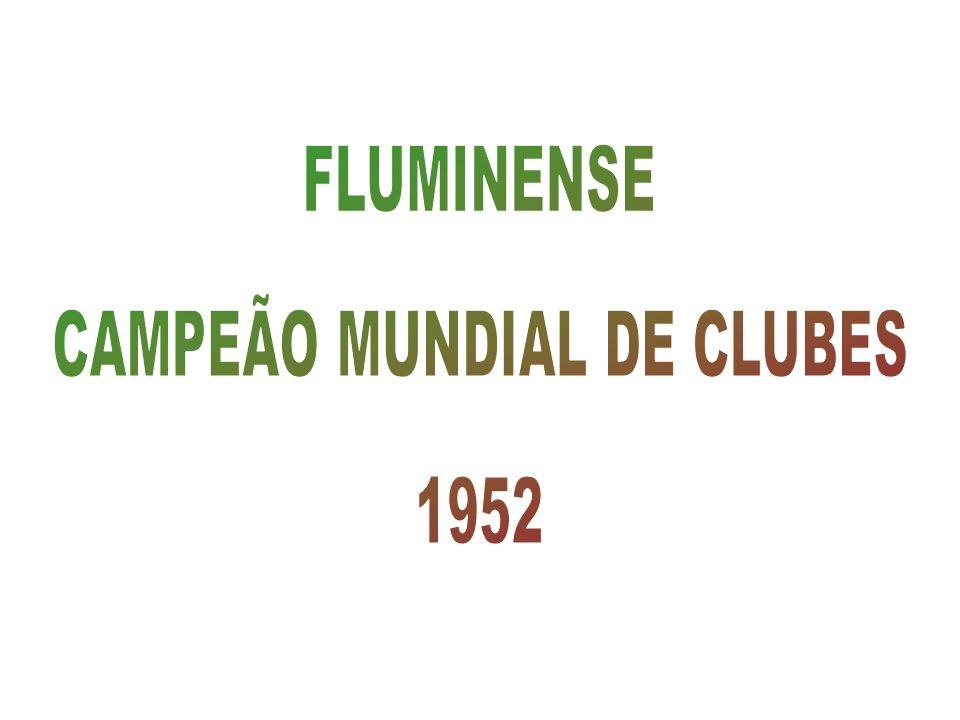 CAMPEÃO MUNDIAL DE CLUBES