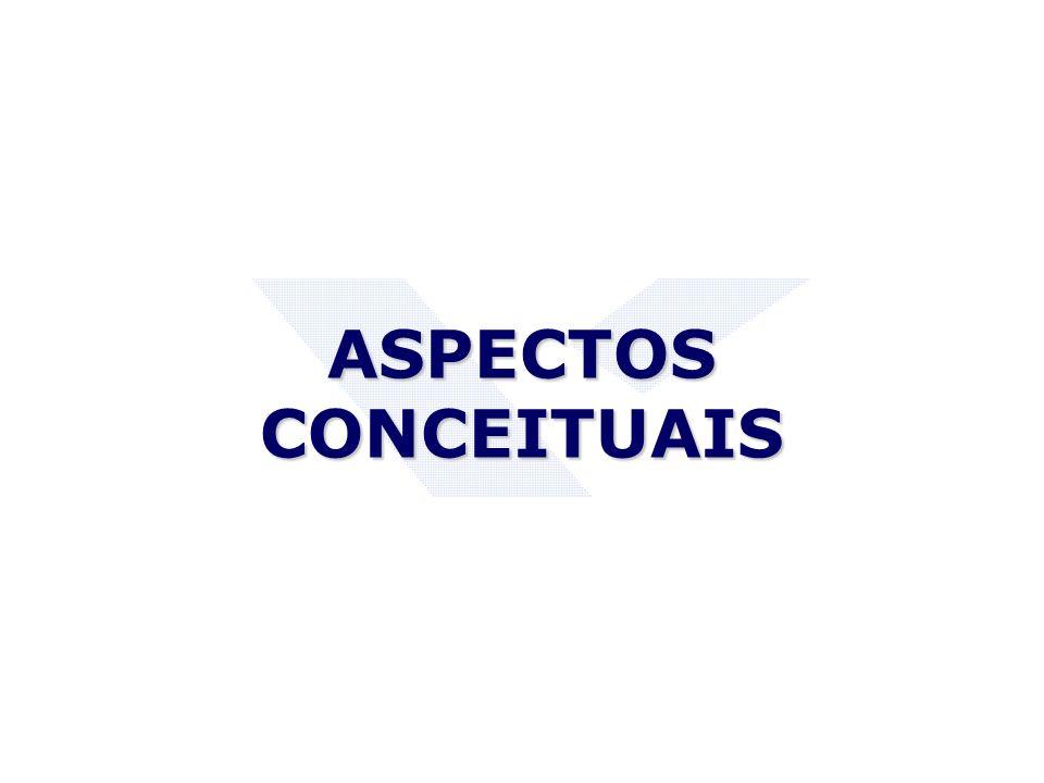 ASPECTOS CONCEITUAIS