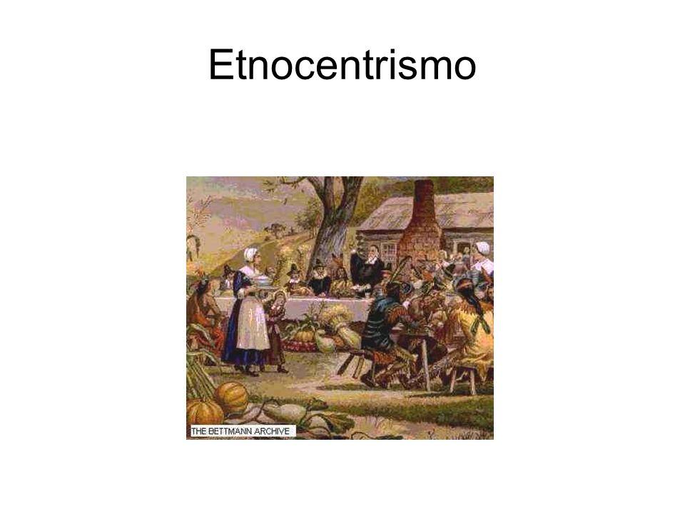 Etnocentrismo