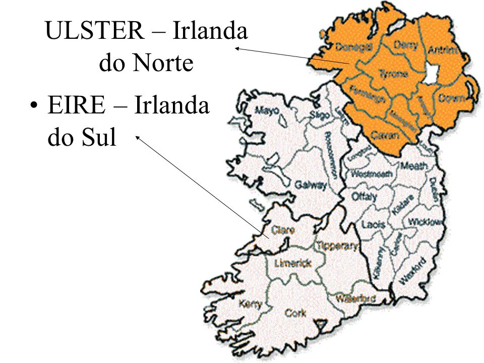 ULSTER – Irlanda do Norte