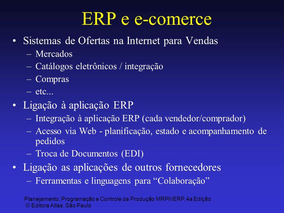ERP e e-comerce Sistemas de Ofertas na Internet para Vendas