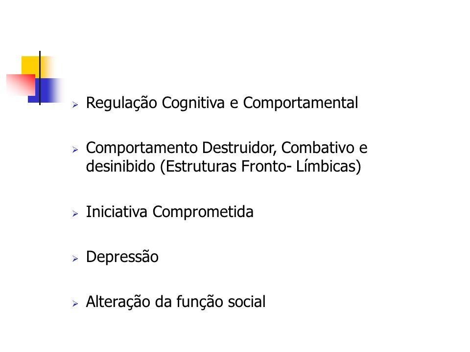 Regulação Cognitiva e Comportamental