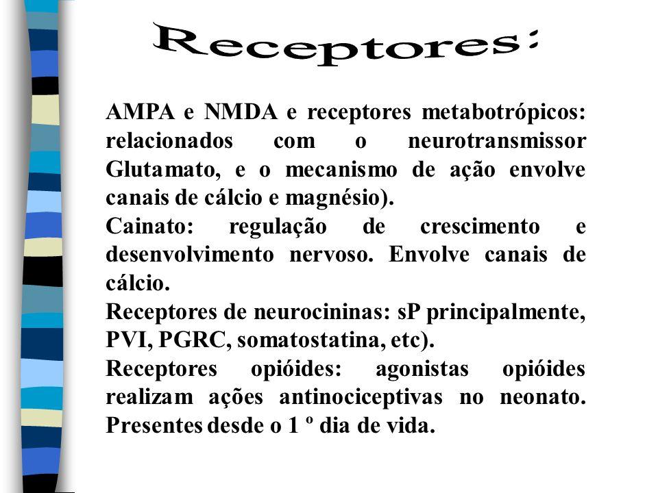 Receptores: