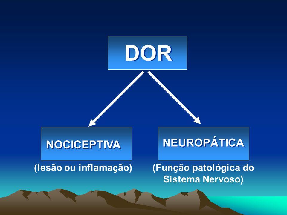 (Função patológica do Sistema Nervoso)