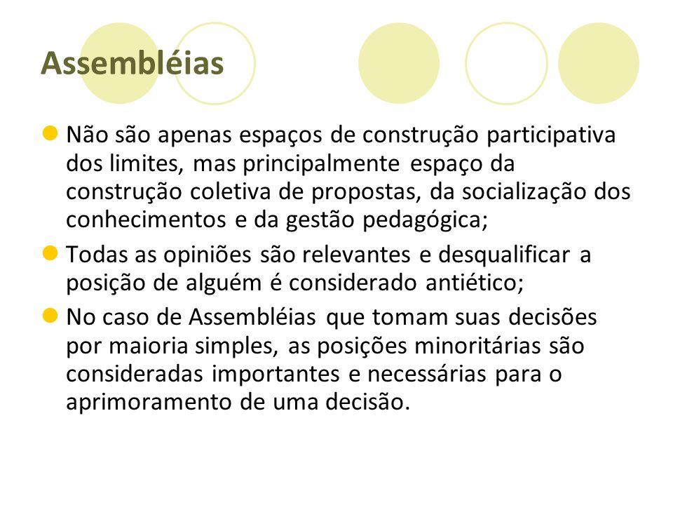 Assembléias