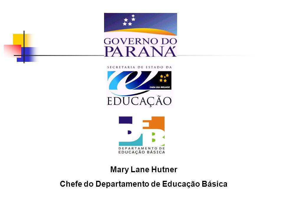 Chefe do Departamento de Educação Básica