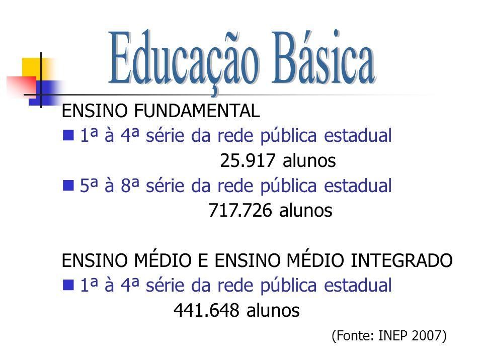 Educação Básica ENSINO FUNDAMENTAL