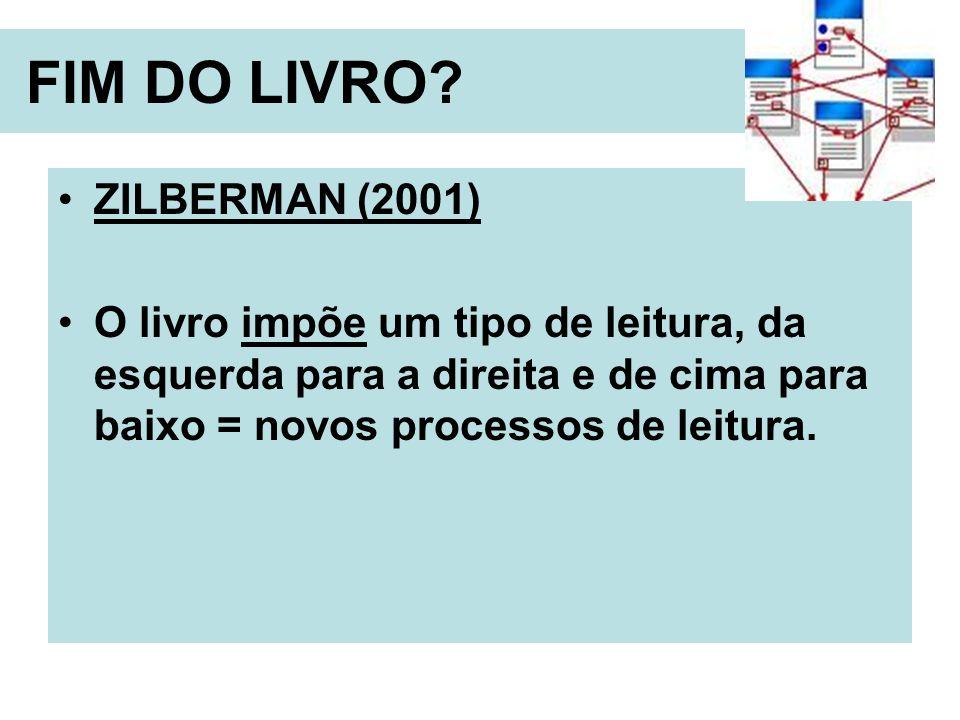 FIM DO LIVRO ZILBERMAN (2001)