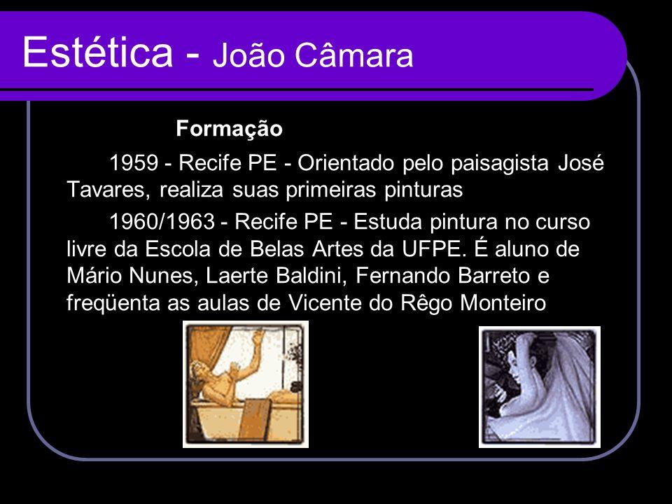 Estética - João Câmara Formação