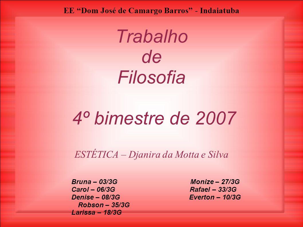 EE Dom José de Camargo Barros - Indaiatuba