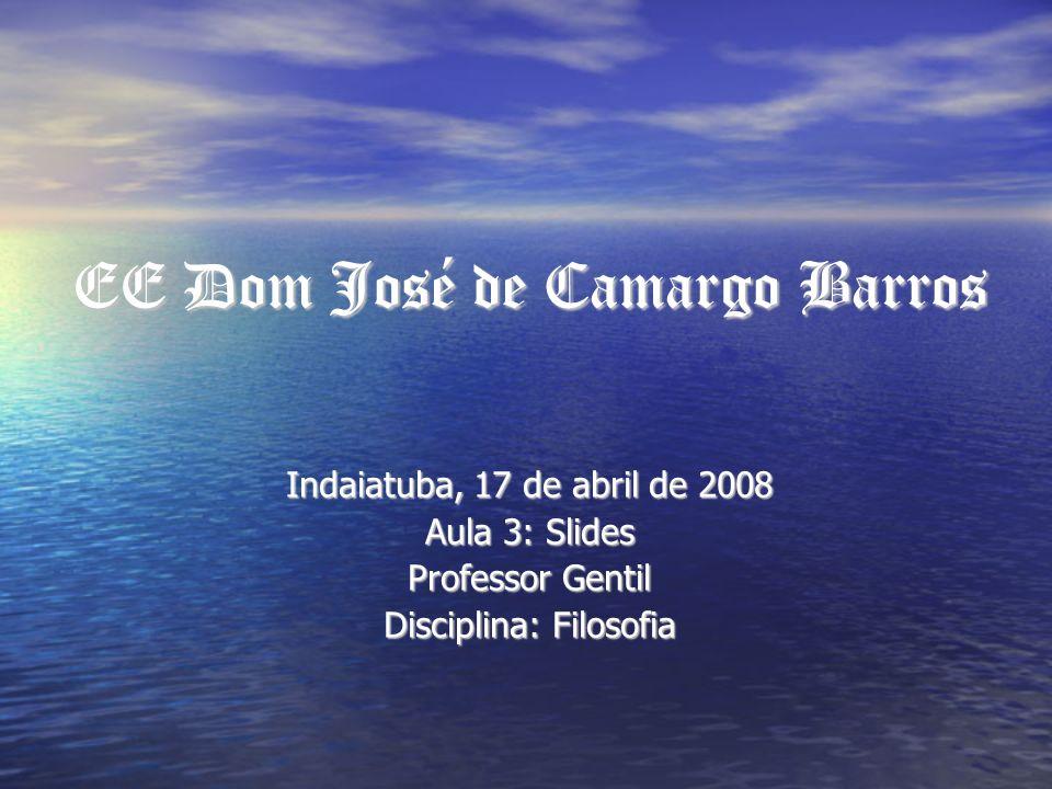 EE Dom José de Camargo Barros