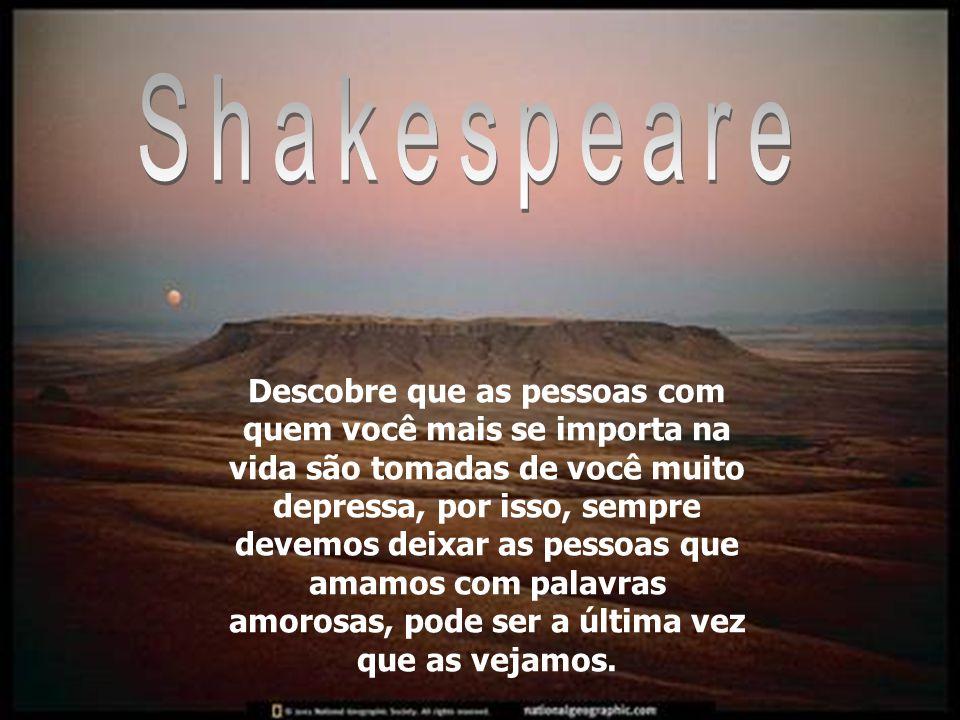 William Shakespeare: biografia, obras, caractersticas e