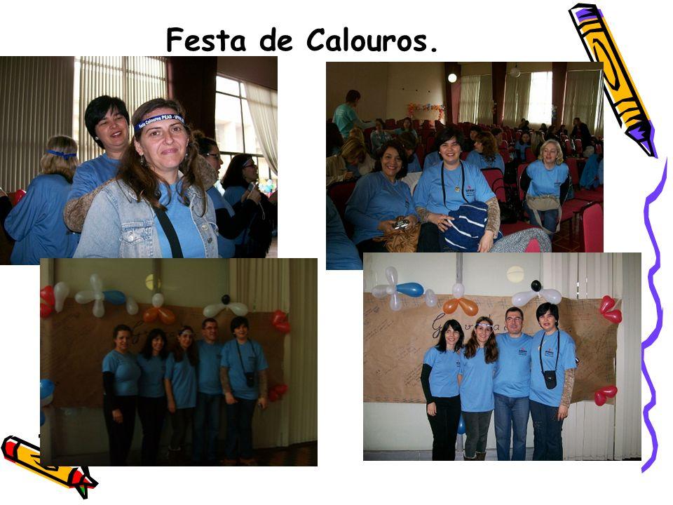 Festa de Calouros.
