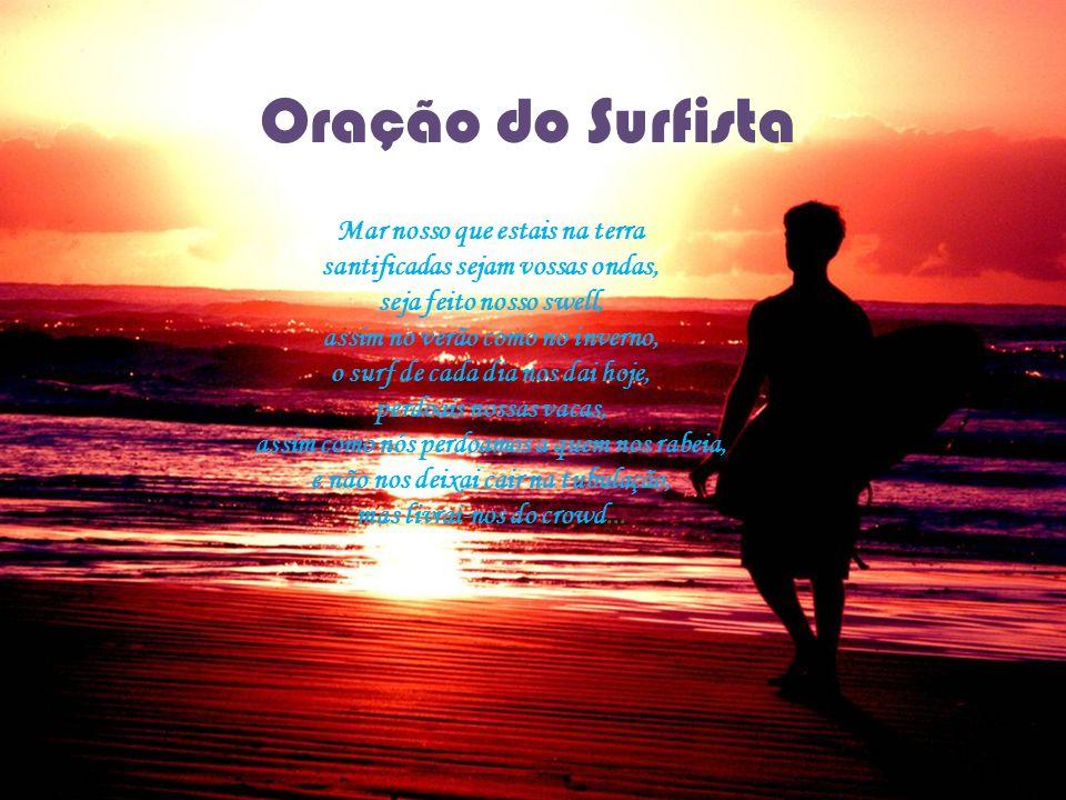Oração do Surfista