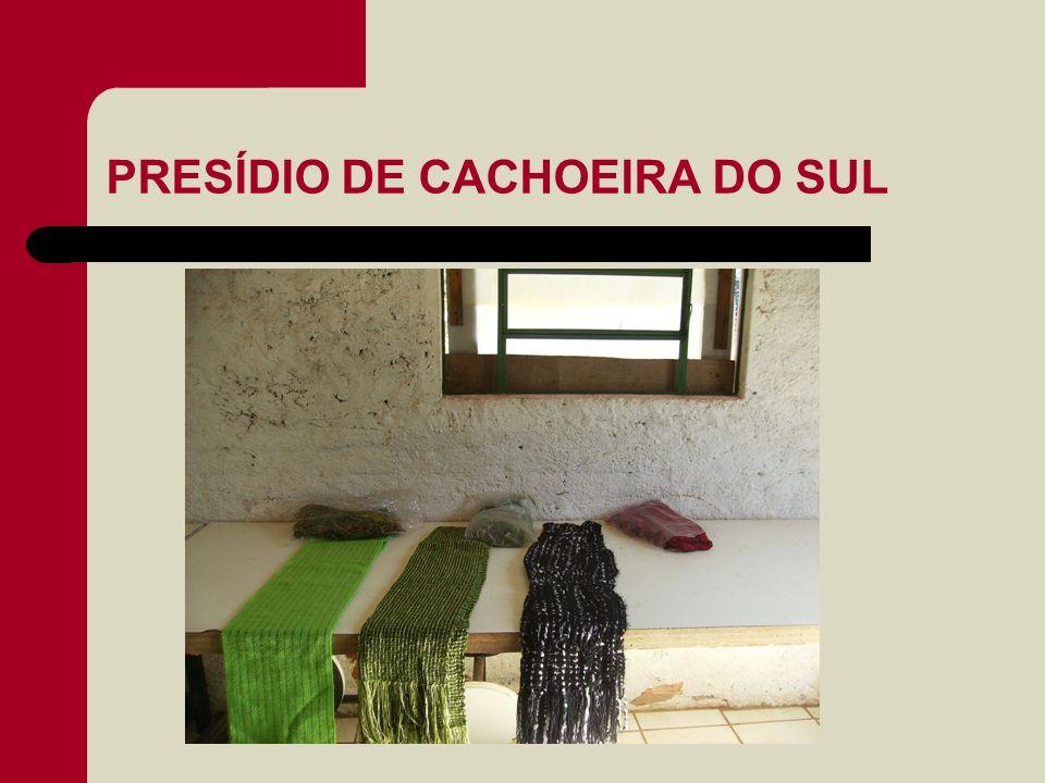 PRESÍDIO DE CACHOEIRA DO SUL